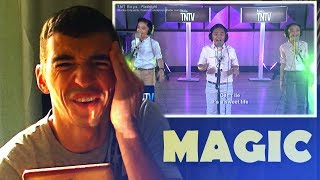 TNT Boys - Flashlight [ JESSIE J ] || RUSSIAN REACTION