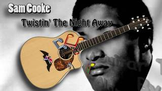 Twistin' The Night Away - Sam Cooke - Acoustic Guitar Lesson (easy)
