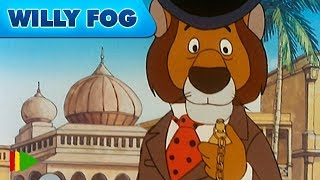 Вокруг света за 80 дней с Вилли Фогом - 06 - Приключения в Бомбее | Мультфильмы |