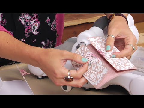 Flip and fold intricate designs with Katelyn Lizardi