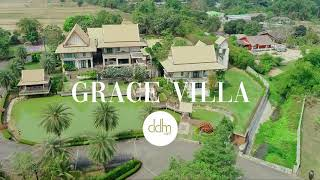 The Grace Villa | Exclusive & Glorious Nine Bedroom Private Estate for Sale in Huay Yai - East Pattaya