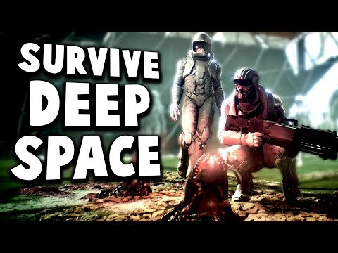 KEEP THE HUMAN RACE ALIVE! – Survive Deep Space & Colonize the Galaxy! – Genesis Alpha One Gameplay