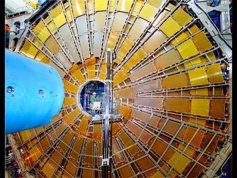 מהמפץ הגדול לחלקיק הקטן