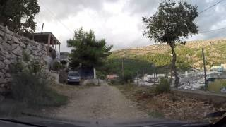 preview picture of video 'Albania - Drive from the beach | Shëngjin | Daewoo Tico | GoPro'
