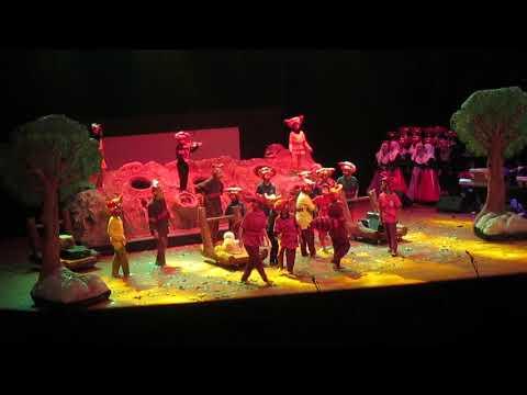 """""""Mimpi Paan"""" -Teater Semut dengan Berlian-"""