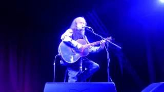 """Guinevere"" - Donovan @ The Great British Folk Festival, Skegness 4/12/2016."