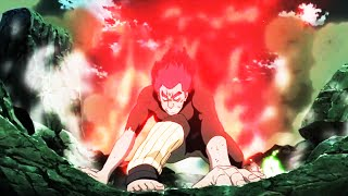 "「AMV」Naruto Shippuden - Guy Vs Madara ""Leave It All Behind"" ᴳᴵᴺ."