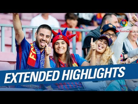 Download Extended Highlights: FC Barcelona Vs RCD Espanyol (5-0) HD Mp4 3GP Video and MP3