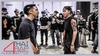 MASTERPETE ปะทะ IRONBOY รอบ 8 คนสุดท้าย [Thai Rap Audio Battle V.4]