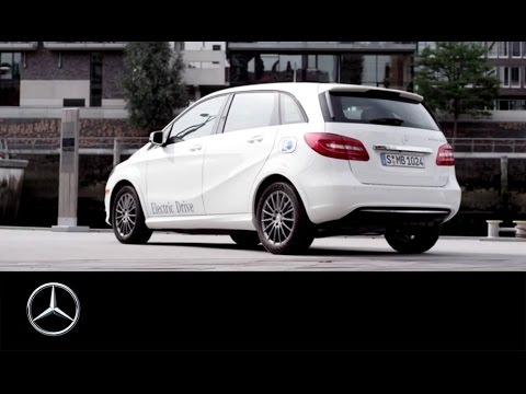 Mercedesbenz  B Class Хетчбек класса B - рекламное видео 4