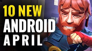 April PlayScores for Android | 10 New Android Games of April 2017
