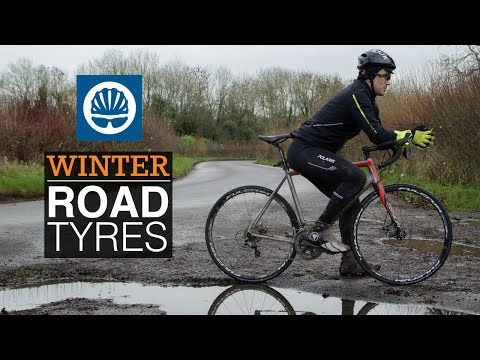 Upgrade Clinic – Winter Road Bike Tyres