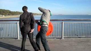 Do Your Thing - Basement Jaxx on Boscombe Pier