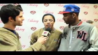 New Boyz talk about 2012  and New Music coming up