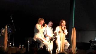 06 Susie Hang Around - ABBA - THE TOUR - BELLEAYRE MUSIC FESTIVAL - CATSKILL MOUNTAINS, NY
