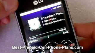 LG900G Review without background music
