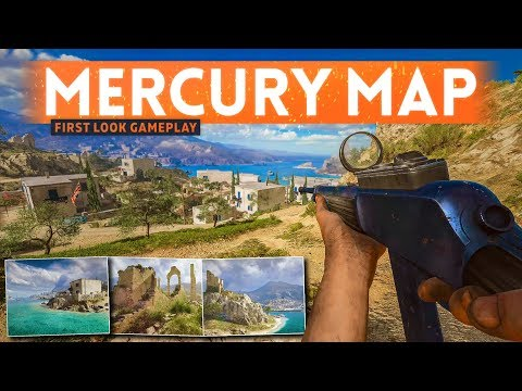 MERCURY GAMEPLAY FIRST LOOK!