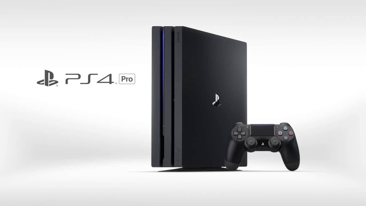 Desveladas PS4 Pro y una PS4 más fina y ligera