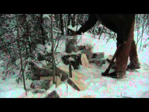 DIY Cargo / Wood Hauling Sled