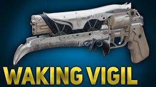I Got My Perfect Waking Vigil God Roll | Destiny 2 Shadowkeep