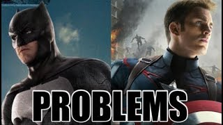 THE PROBLEMS WITH SUPERHERO MOVIES