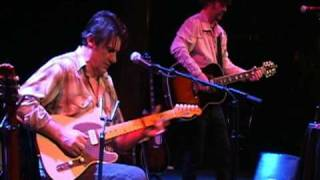Son Volt's Jay Farrar w/ Mark Spencer performing Cocaine and Ashes