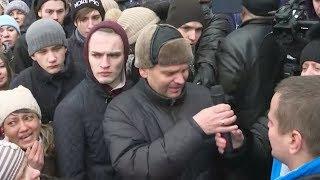 """Кемерово: отец, пытавшийся спасти свою дочь из горящей """"Зимней вишни"""""""