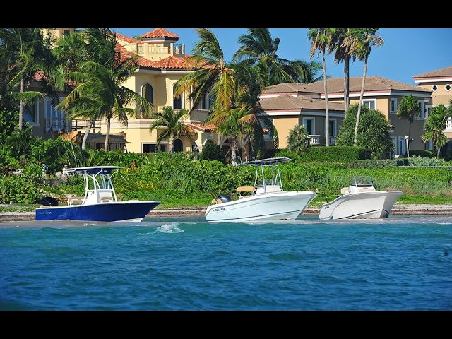 Florida Sportsman Best Boat - Keeping it Simple, 18 to 22 foot Center Cosoles