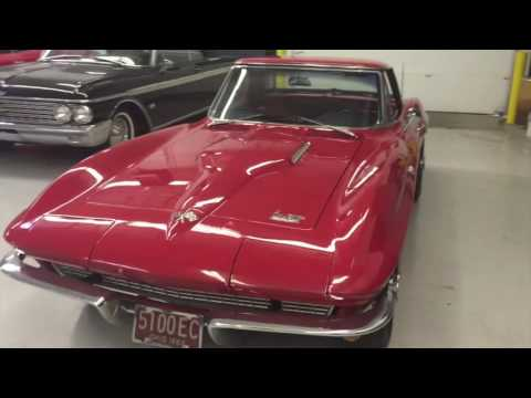 Video of '66 Corvette - JPE1
