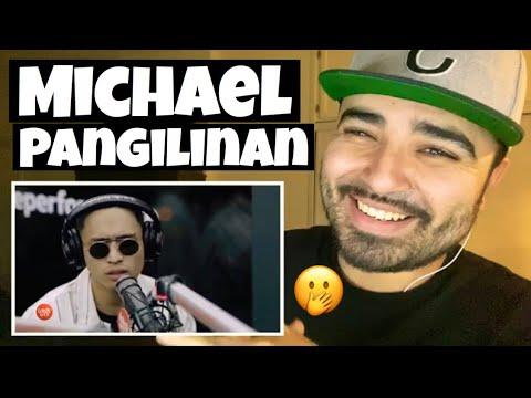 "Reacting to Michael Pangilinan performs ""Rainbow"" (South Border) LIVE on Wish 107.5 Bus"