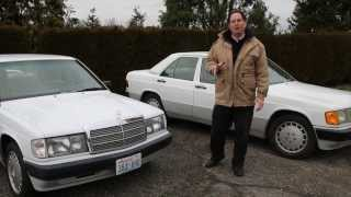 Buying a Cheap Mercedes Part 1: W201 190E Purchase Comparison