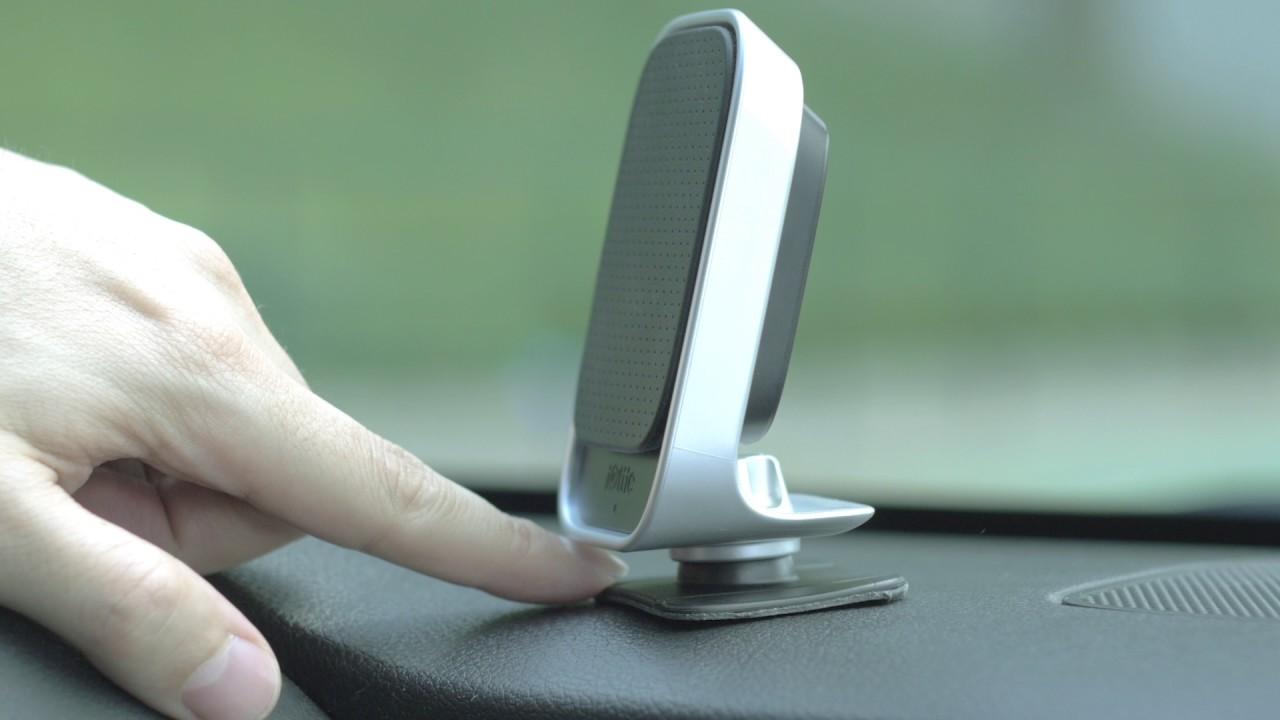 Держатель в машину iOttie iTap Wireless Fast Charging Car Mount (Black) HLCRIO133 video preview