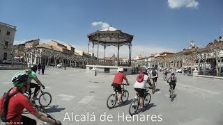 preview picture of video 'Madrid - Alcalá de Henares MTB'