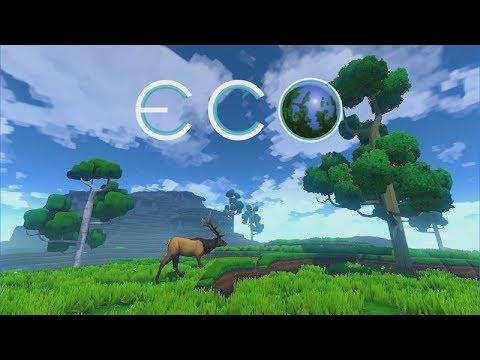 ECO - Je to minecraft a nebo není ?! LiveStream záznam [14. 3. 2018]
