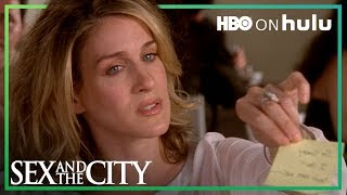 Carrie Gets Dumped • HBO on Hulu