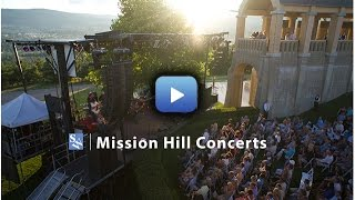Mission Hill Estate Winery Concerts