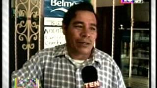 Chinda Diaz - Centro de Tegucigalpa Panaderia -02-04-2013