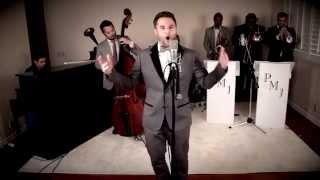 Radioactive - Vintage Jazz / Beatbox Imagine Dragons Cover ft. Blake Lewis