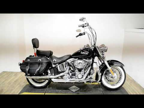 2010 Harley-Davidson Heritage Softail® Classic in Wauconda, Illinois - Video 1