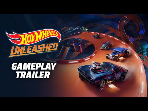 Hot Wheels Unleashed Gameplay Reveal