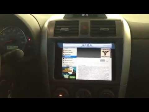 Someone Already Built An iPad Mini Into a Car