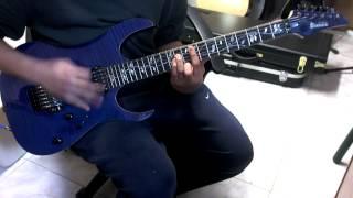 藍井エイル - アヴァロン・ブルー - Aoi Eir - Avalon Blue guitar cover