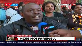 The story of Former President Moi and Kenyan politics