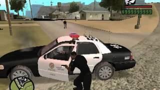 SAPD:FR - GTA San Andreas First Response - Pursuits, Gang Activity, Shootouts & more