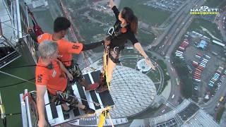 World Highest Bungy Jump: Backflip At AJ Hackett Macau Tower