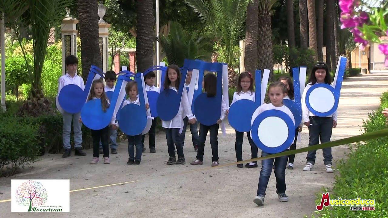La carrera musical - Grupo de alumnos de Mi Teclado 1 - Escuela de música Mozarteum