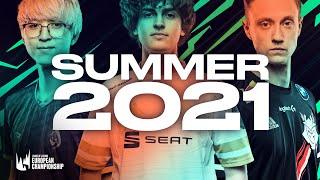 « We are back! » LEC Summer Split Opening Teaser