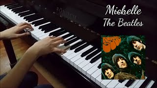 Michelle (The Beatles) [piano cover]