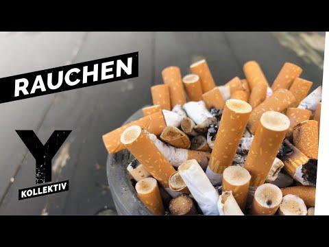 Video, wie das Furchtbare Rauchen aufzugeben