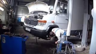 Ремонт грузовых микроавтобусов и грузовиков Калининград